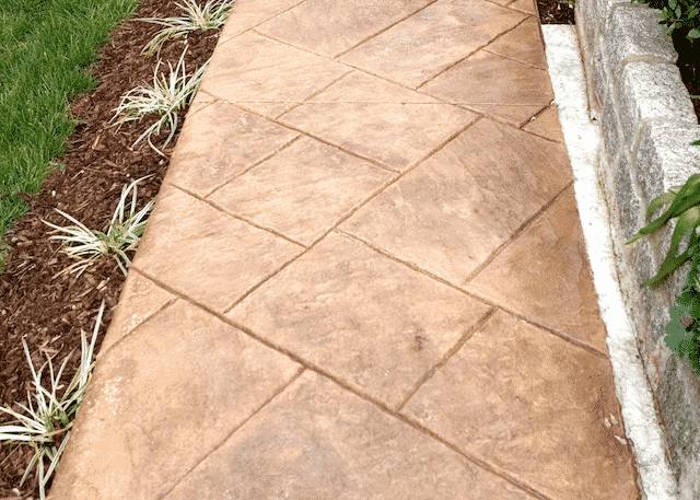 stamped concrete tacoma